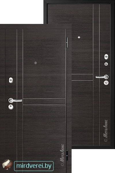 дверь металлическая металюкс м 321